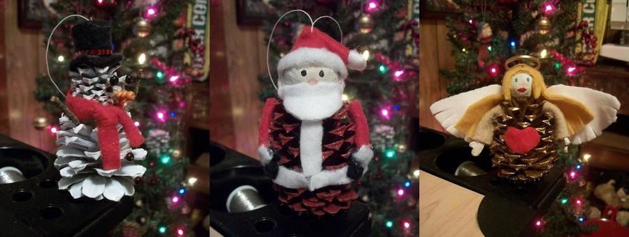 Dekoracje bożonarodzeniowe 2018